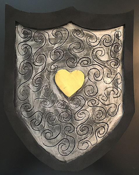 Fantasy Shield for Cosplay - 8/3/2019 12:00 PM - 1:30 PM