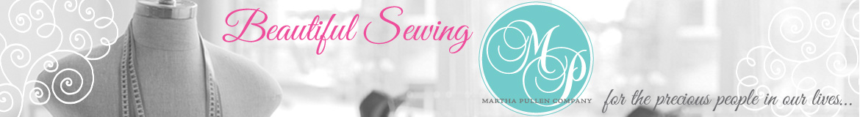 Martha Pullen Teacher Licensing: Sew Beautiful