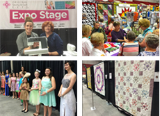 2017 Raleigh Original Sewing and Quilt Expo